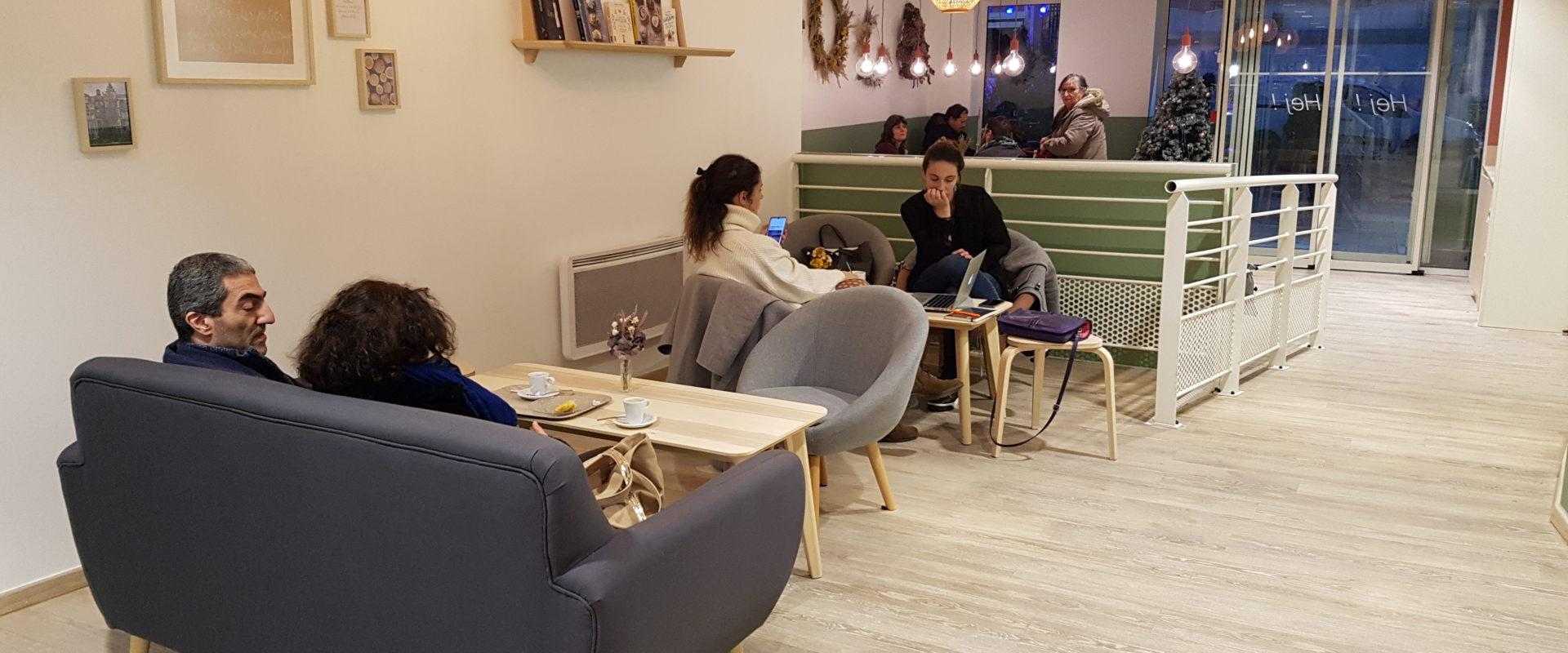 FREYJA NØRDIC CAFÉ, UN VOYAGE AU DÉPART DE ROUBAIX