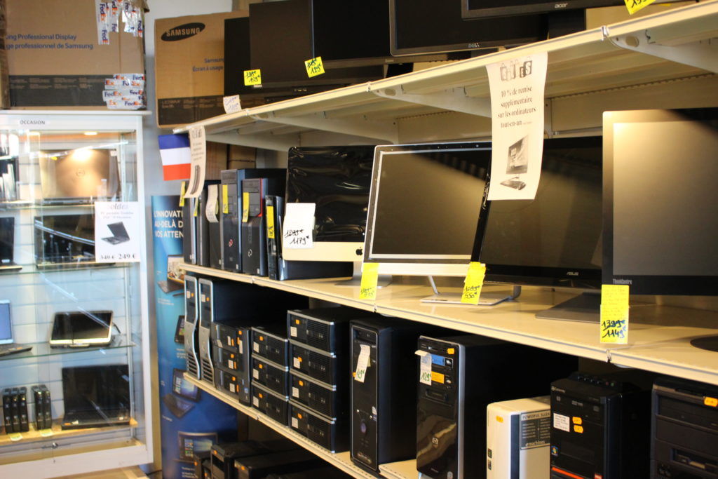 informatique occasion ordinateur