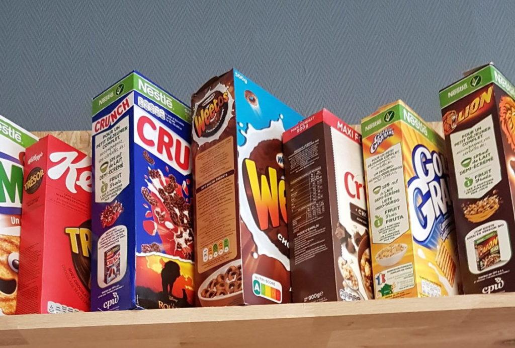 my cereal's roubaix