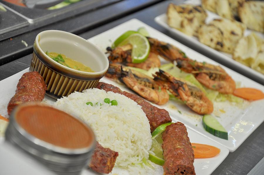 Al Hamra restaurant Roubaix