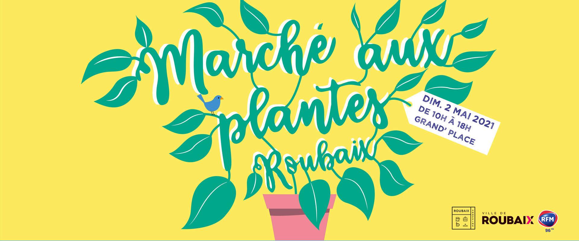 LE RENDEZ-VOUS DES PLANTES