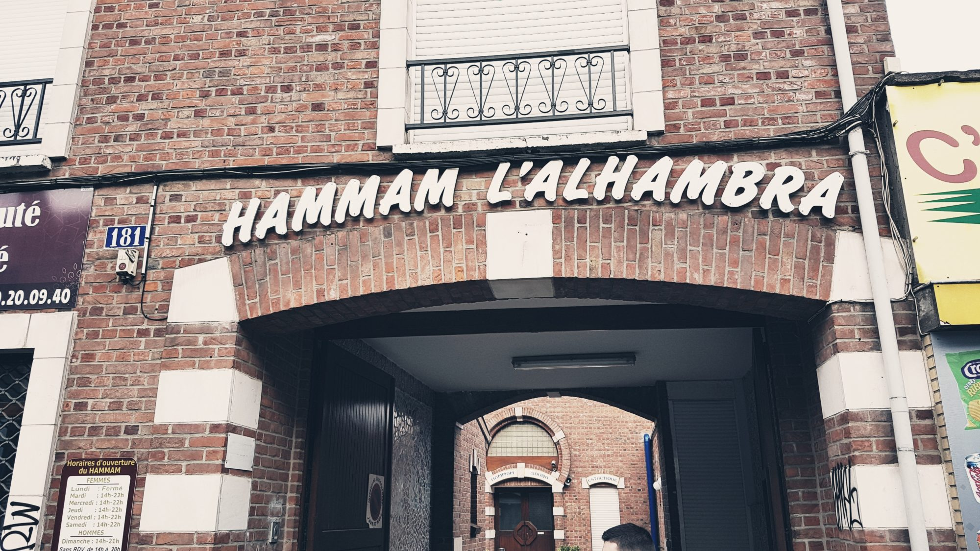 hammam alhambra roubaix shopping