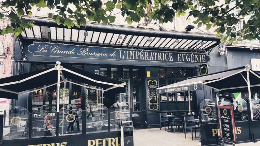 L'impératrice Eugénie Roubaix Shopping