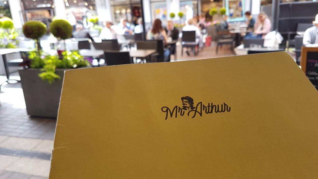 Monsieur Arthur Roubaix Shopping