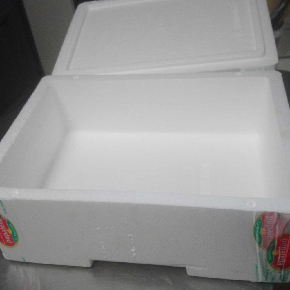Boites polystyrène – le p'tit caillé