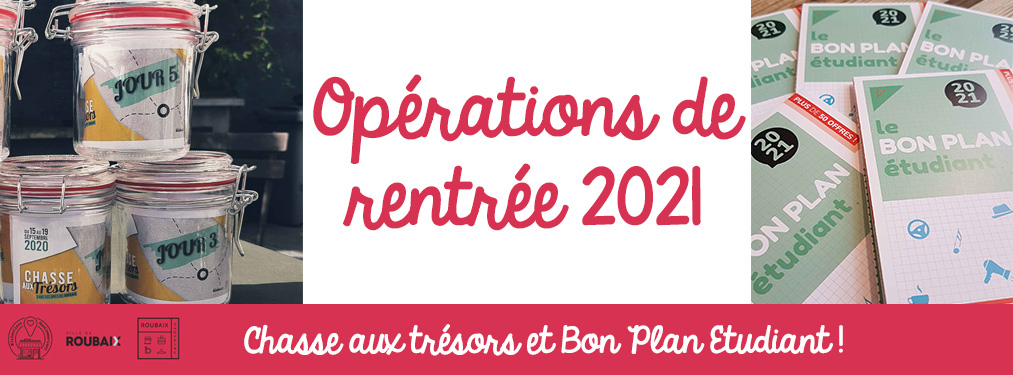 OPERATIONS DE RENTREE !