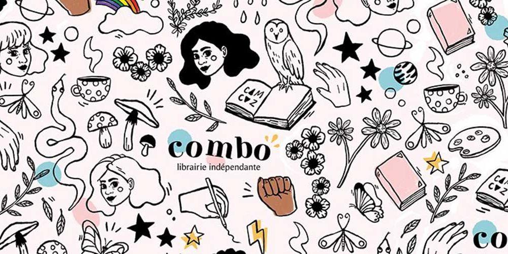 LIBRAIRIE COMBO, PORTRAIT DE COMMERÇANT