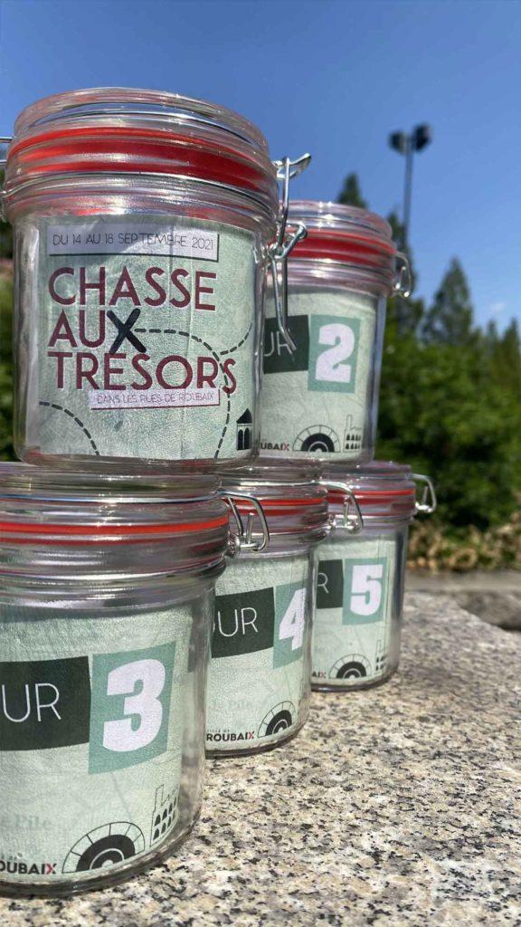 Chasse aux Tresors Roubaix